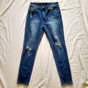 FACTORIE Jeans BNWT Skinny Stretch Distressed (s14